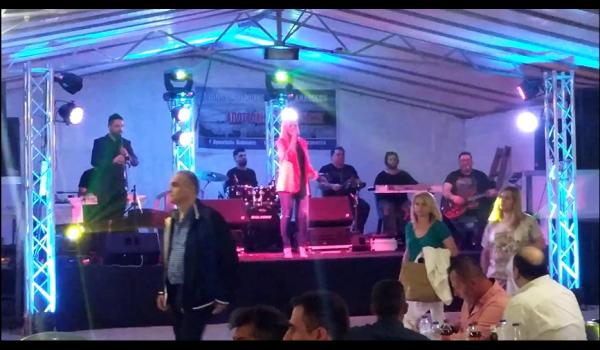 Μαρίνα Λαζαράκη στο ΣΕΦ Αττικής 2018 έναρξη