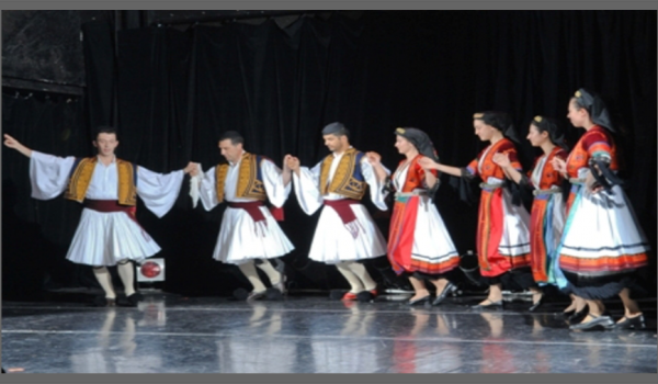 Παραδοσιακός χορός